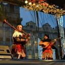 Medieval band Bakchus on Easter Markets in Prague (CZ)