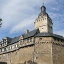 Gelebtes Mittelalter auf Burg Falkenstein (Germany)