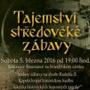 Tajemství středověké zábavy, Brandýs nad Labem (CZ)