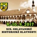 XIX. oslavanské historické slavnosti, Oslavany (CZ)