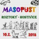 Masopust, Roztoky u Prahy a Hostivice (CZ)