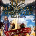 13th Medieval Festival, Ayia Napa (Cyprus)