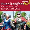 Hussittenfest 2015, Bernau bei Berlin (Germany)