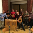 Recording with the ensemble Polyphonion