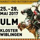 Großer Mittelaltermarkt und Ritterturnier, Ulm (Germany)