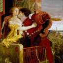 Romeo a Julie  (Theatre Celetná), Kochánky