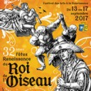 Fêtes renaissance du Roi de ľOiseau, Le Puy-en-Velay (Francie)