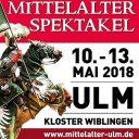 Großer Mittelaltermarkt und Ritterturnier, Ulm – Kloster Wiblingen (Německo)