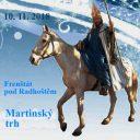 Martinský trh, Frenštát pod Radhoštěm (CZ)