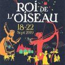 34èmes Fêtes Renaissance du Roi de l'Oiseau, Le Puy en Velay (F)