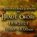 9. svatováclavské slavnosti na hradě Okoři (CZ)